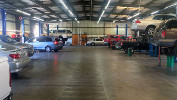 vehicle service repair times
